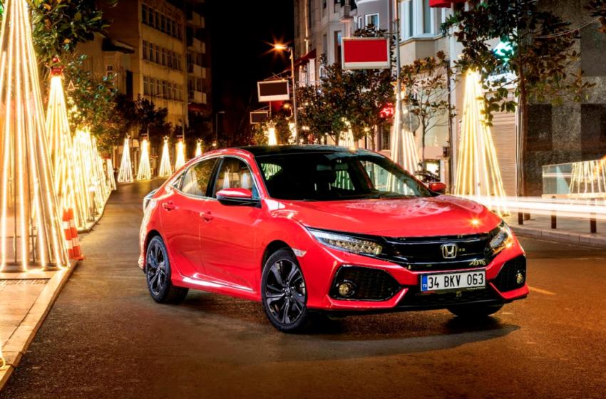 Honda Civic ve CR-V'de bahar kampanyası