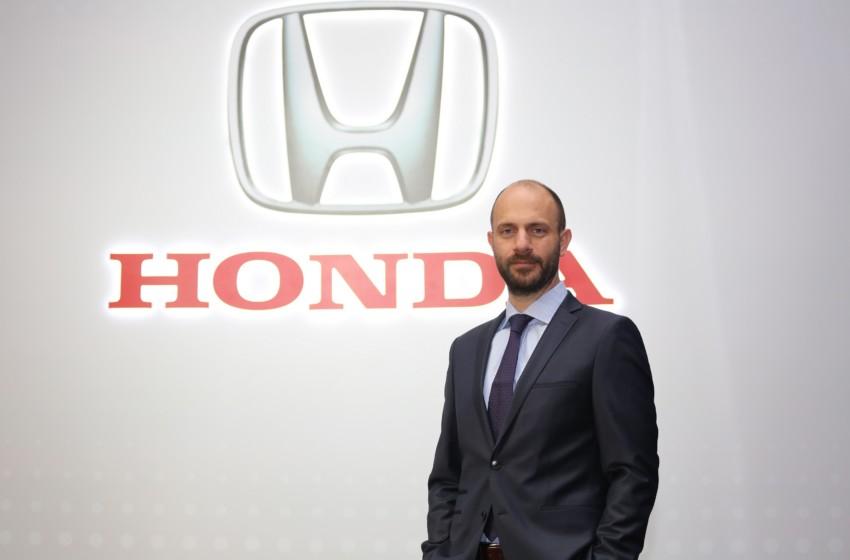 Honda Türkiye'de yeni dönem atamaları