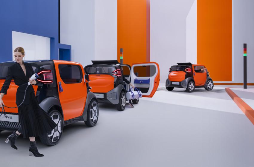 Shangai'de Citroën yenilikleri