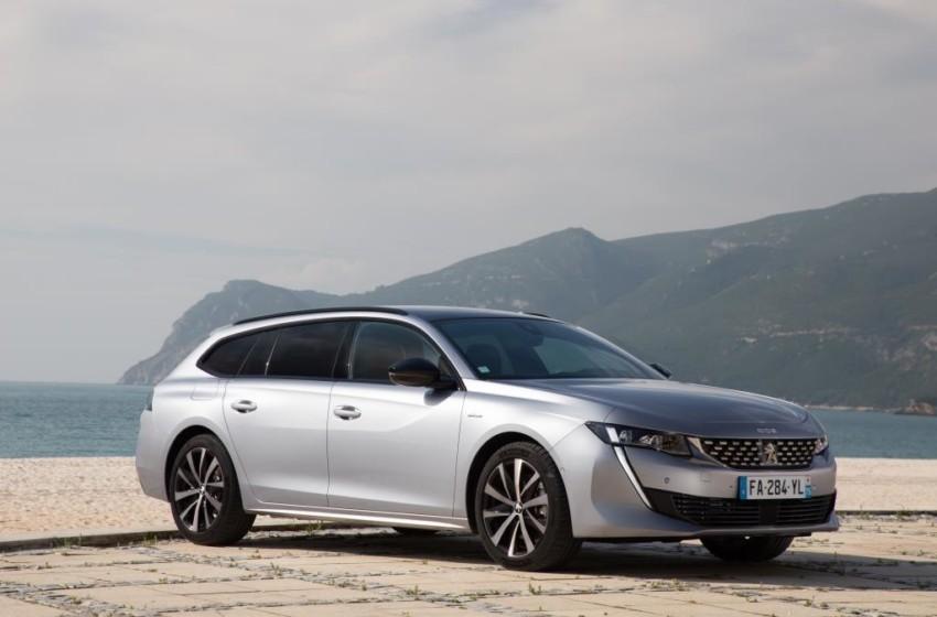 Peugeot, Yeni 508 SW'yi tanıttı