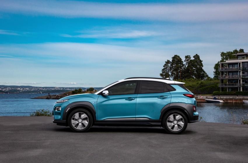 Hyundai, KONA Electric'i geliştiriyor