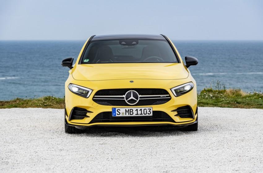 Mercedes-AMG A 35 4MATIC Türkiye'de satışa sunuldu