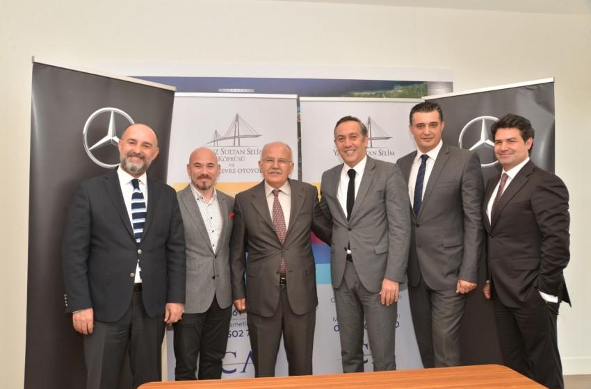 Mercedes-Benz Türk'ten servis hizmetlerinde bir ilk daha