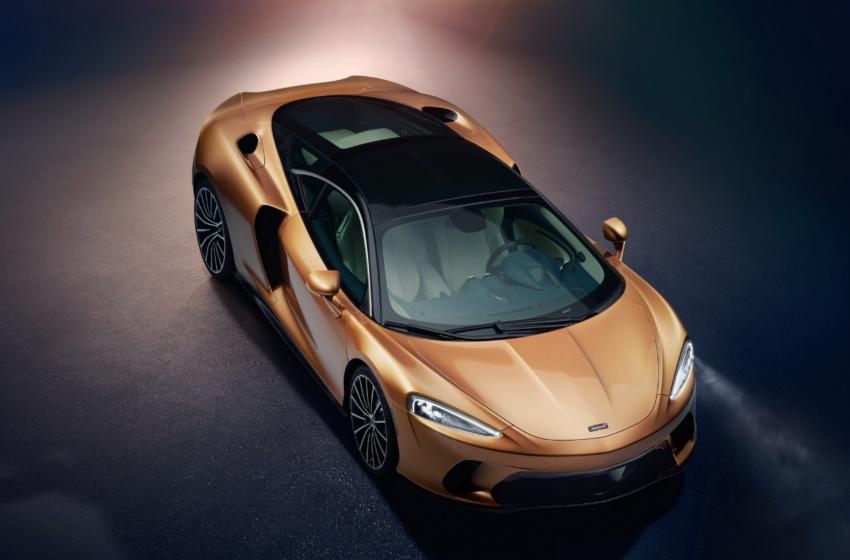 McLaren GT meydan okuyor
