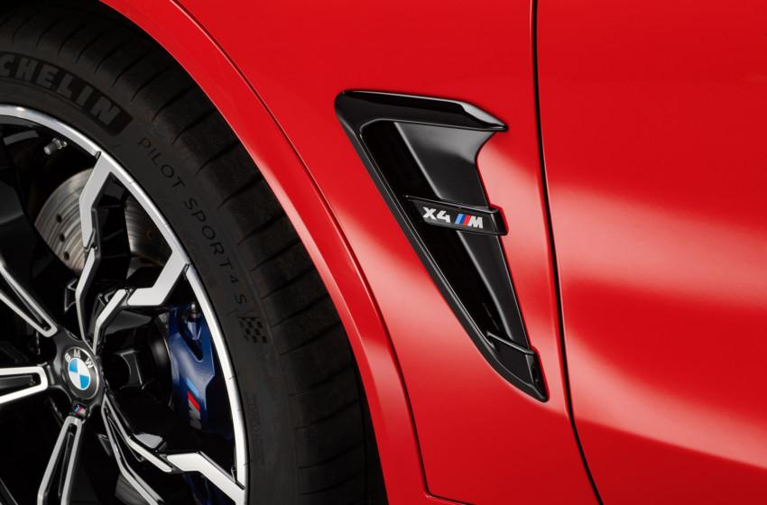 BMW'nin X3 M ve X4 M'de tercihi MICHELIN Pilot Sport 4S