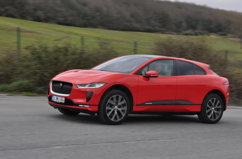 Jaguar I-Pace AWD