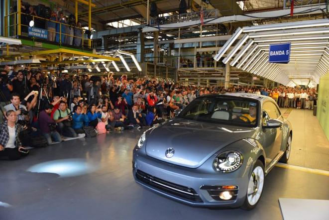 VW, kaplumbağa üretimini noktaladı