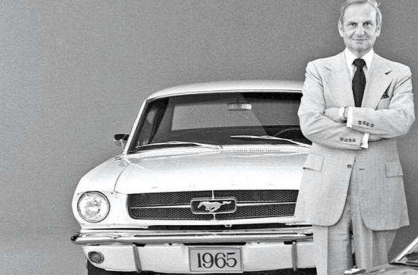 '65 Mustang babasını kaybetti