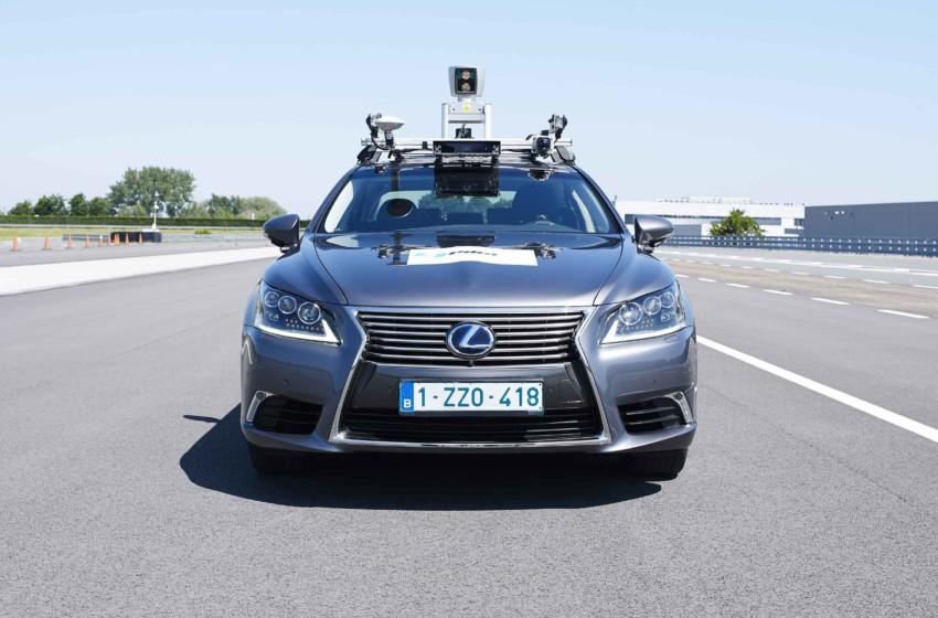 Toyota Otonom sürüş teknolojisini trafiğe açık yollara taşıdı