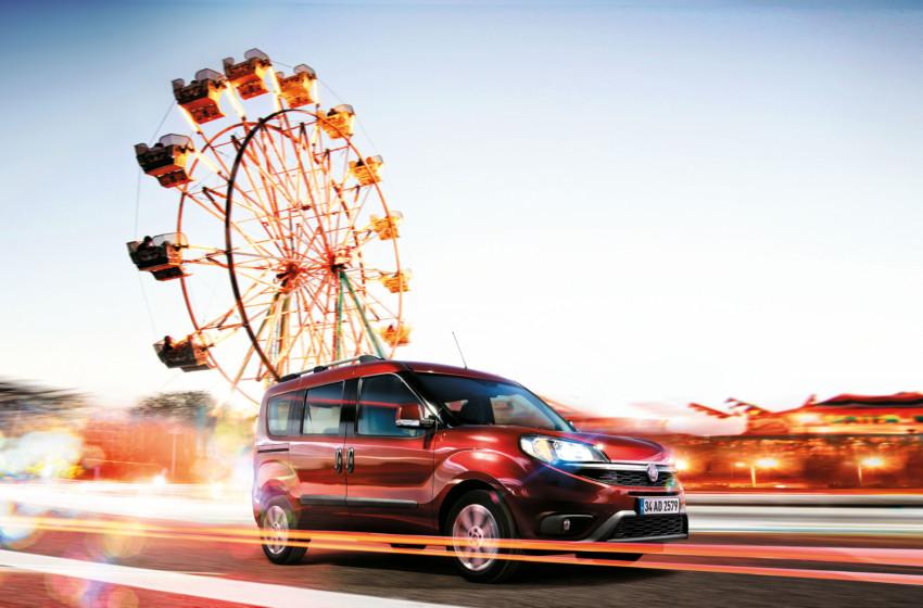 Fiat Doblo üretimi 2 milyonu aştı