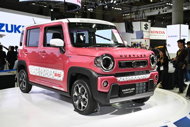 Suzuki geleceğin akıllı ve renkli dünyasını sergiliyor