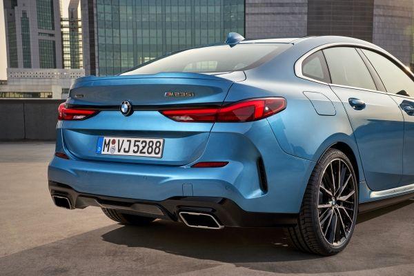 BMW 2 Serisi Gran Coupé tanıtıldı