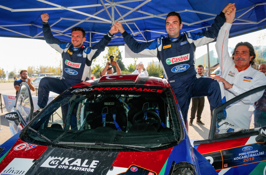 Castrol Ford Team Türkiye sezonu şampiyon tamamlamayı garantiledi