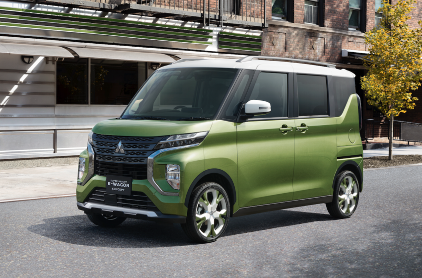 Mitsubishi elektrikli araç yelpazesini genişletecek