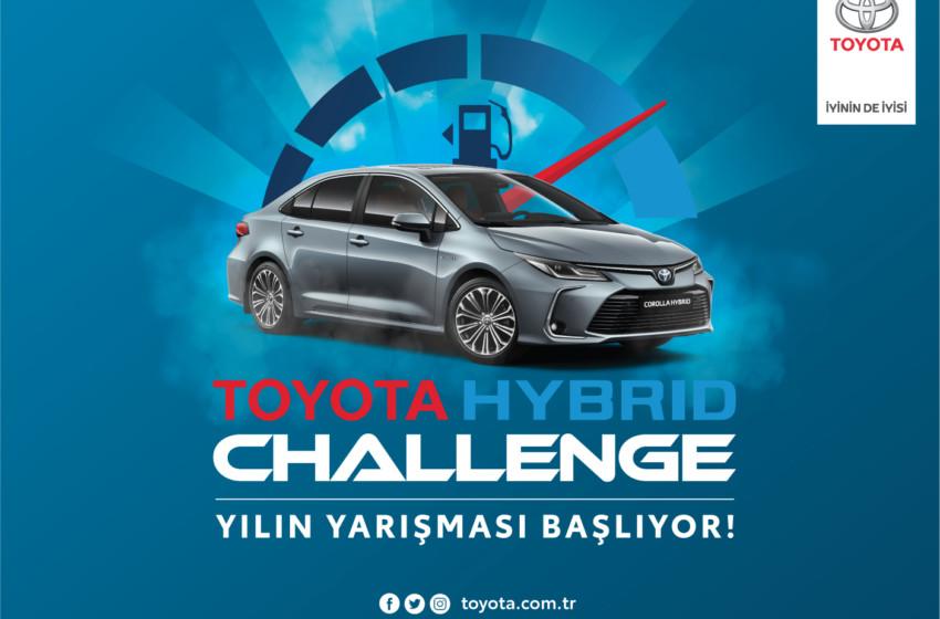 Corolla Hybrid ile en az tüketim yarışması başlıyor