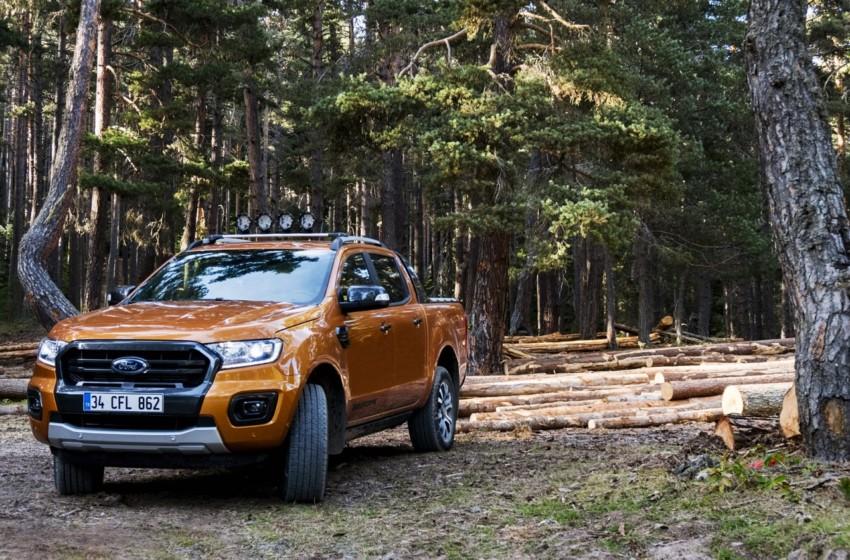 SUV konforu sunan yeni Ranger piyasada