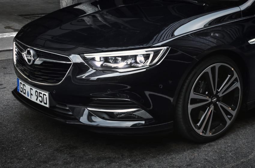Opel'den yenilikçi aydınlatma çözümleri