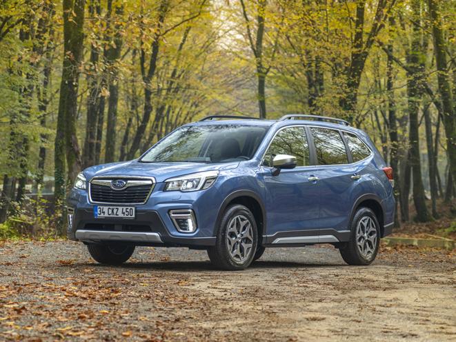 Yeni Subaru Forester e-BOXER Türkiye'de