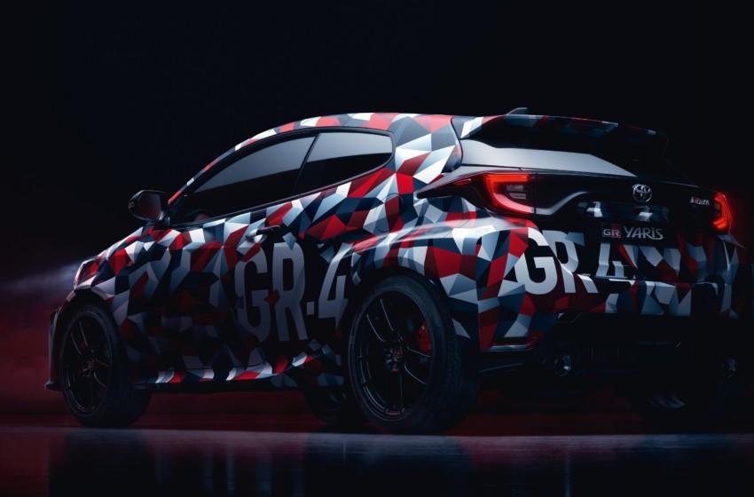 Toyota GR Yaris'i tanıtacak