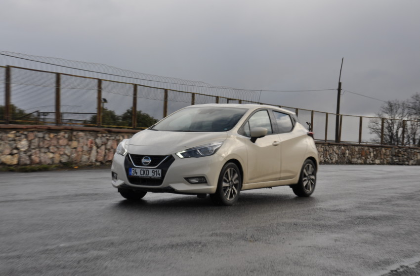 Nissan Micra 1.0 I-GT 100 CVT