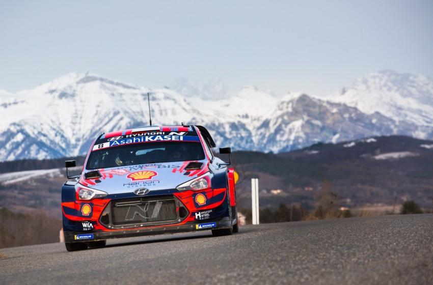 Hyundai Motorsport sezona galibiyetle başladı