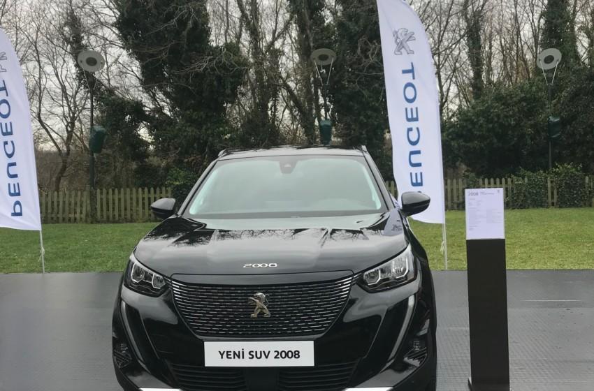 Peugeot Türkiye, 'fiyatsız yeni 2008 lansmanında' 2019 liderliğini açıkladı
