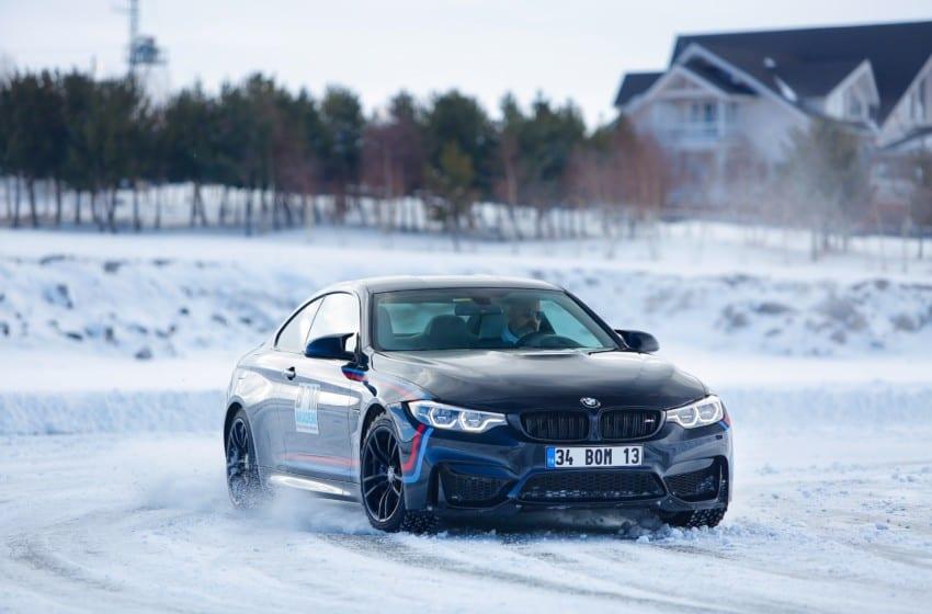 Borusan Otomotiv Motorsport, Kar ve Buz Sürüş Etkinliği gerçekleştirildi