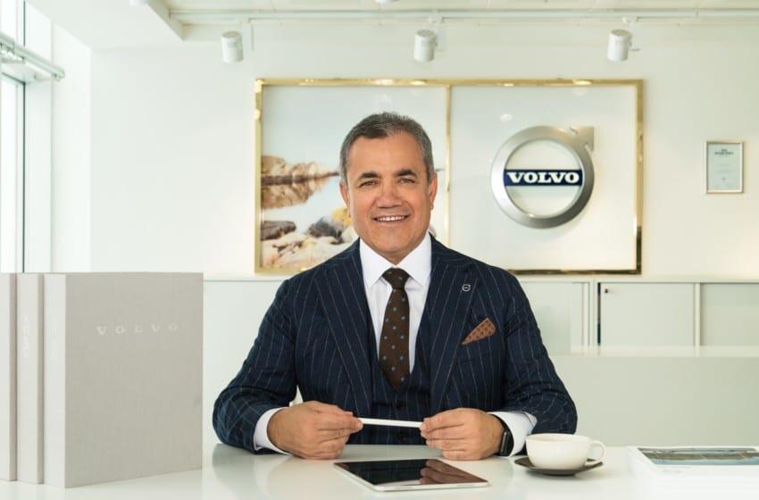 Volvo Car Turkey'in Genel Müdürü Sabri Sözen İsveç'e atandı