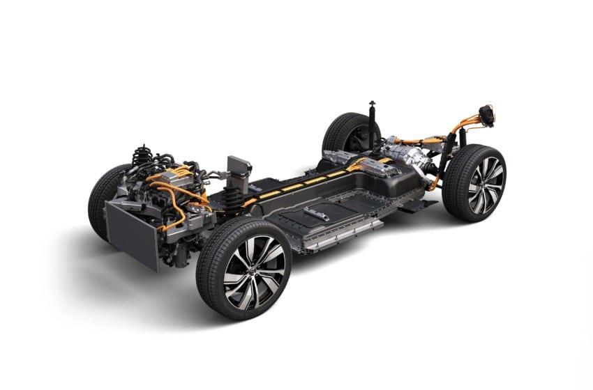 Volvo, Ghent üretim tesisinde yeni bir pil montaj hattı açtı