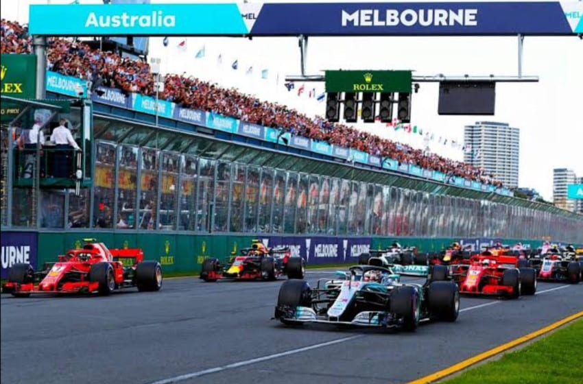 Avustralya GP'si iptal edildi