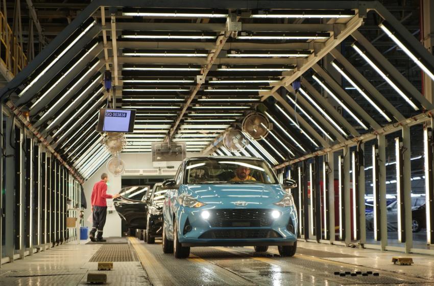 Hyundai Assan'dan üretime ara