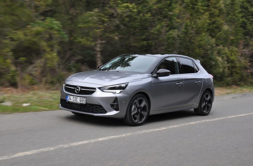 Opel Corsa 1.2 Turbo Ultimate