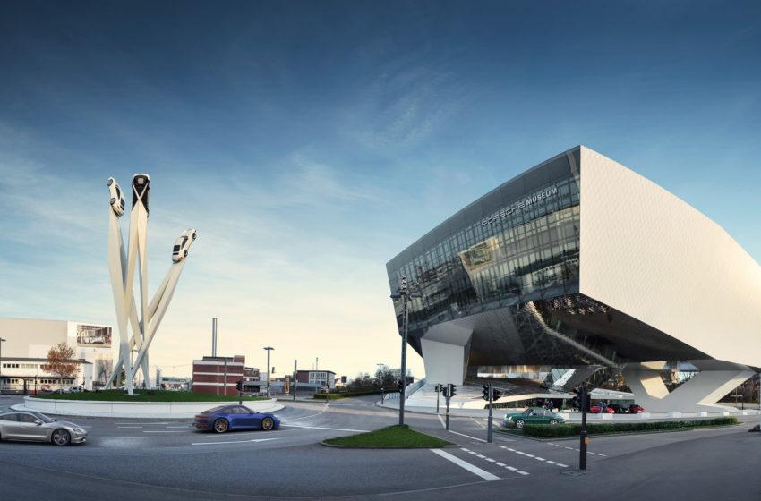 Porsche Müzesi'ni dijital Türkçe yayın ile gezin
