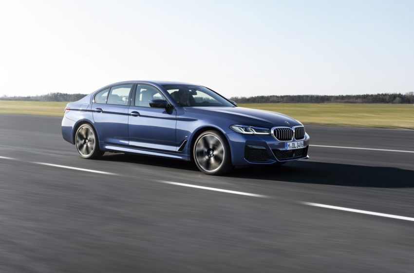 Makyajlanan BMW 5 ve 6 Serisi Gran Turismo'ya dijital tanıtım