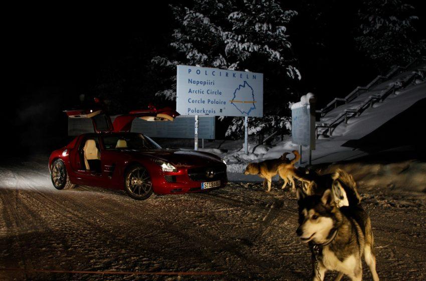 Otomobillerin kış olimpiyatları