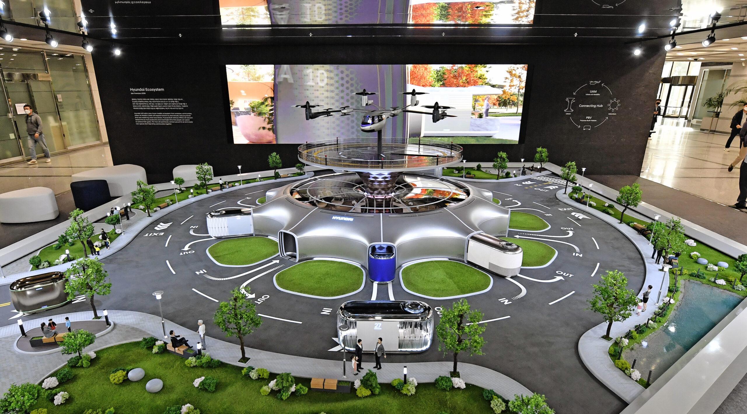 Hyundai Akıllı Mobilite Ekosistemi gerçek oluyor