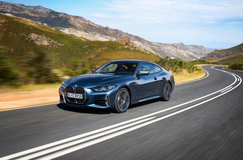 Yeni BMW 4 Serisi Coupé'ye online lansman