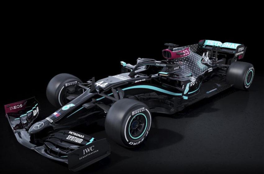 Mercedes'ten ırkçılığa karşı net tavır