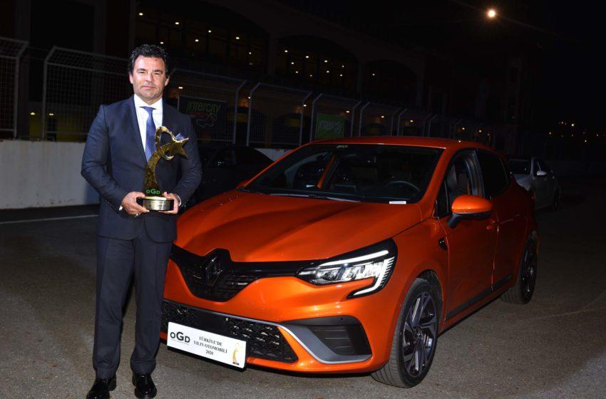 Türkiye'de Yılın Otomobili Clio seçildi