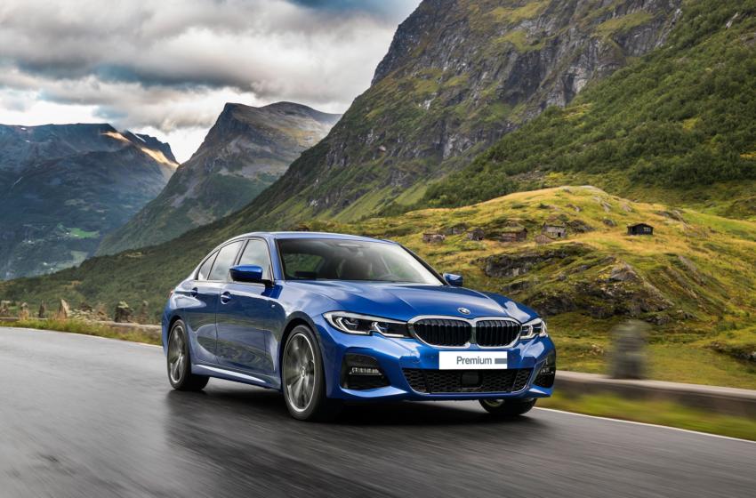 Yaza Özel 3 Aylık Yeni BMW 320i Kiralama Fırsatı