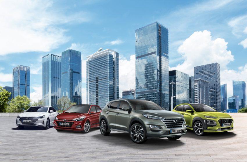 Hyundai Assan'ın Şimdi Al 2021'de Öde kampanyası