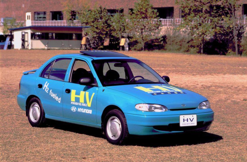 Hyundai eko-mobilitede otuzuncu yılını kutluyor