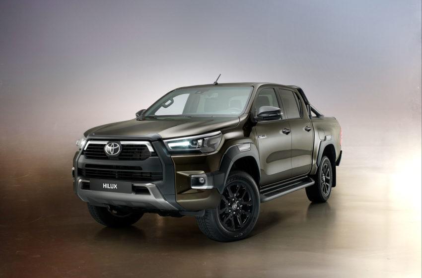 Toyota Hi-Lux güncellendi