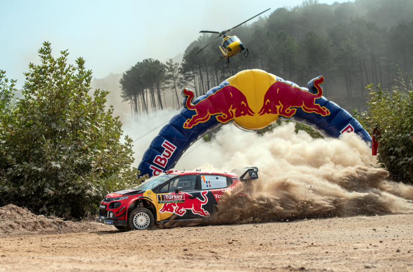 WRC heyecanı 18-20 Eylül'de Marmaris'te