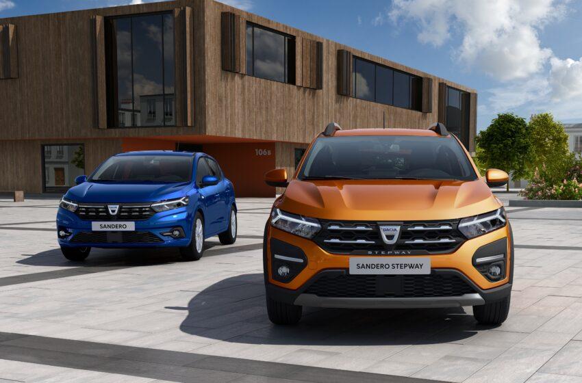 Dacia'da aile boyu yenilenme