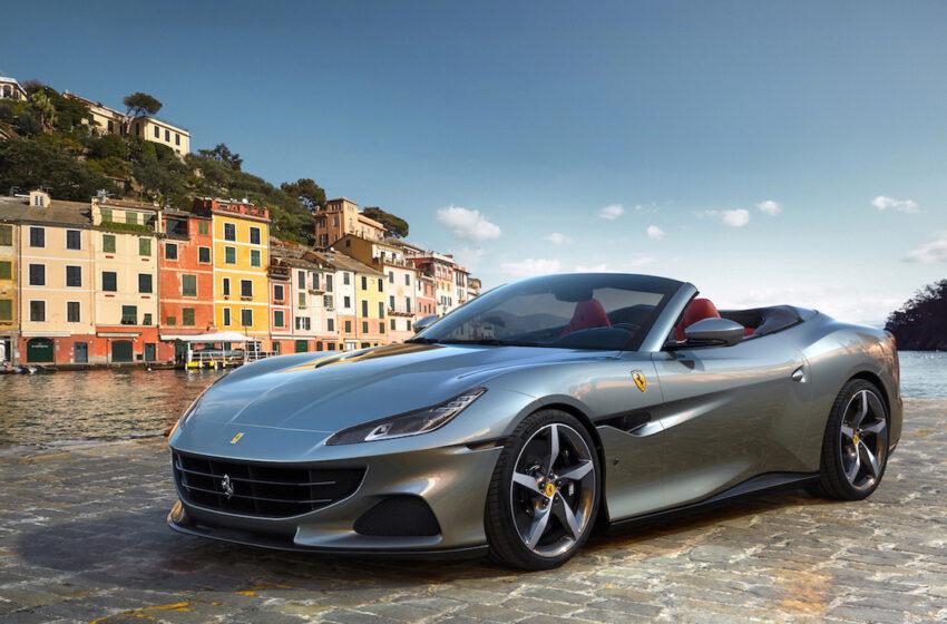 Ferrari Portofino M tanıtıldı