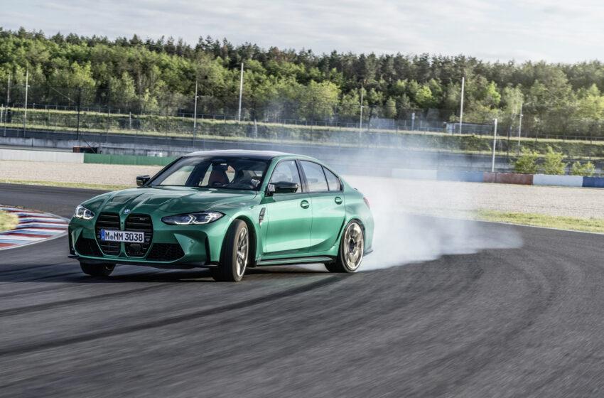 BMW M3 Sedan ve M4 Coupé yenilendi
