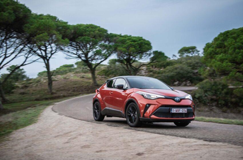 Toyota'nın hibrit satışları tıkırında