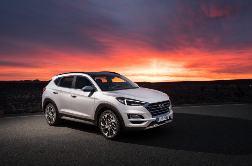 Hyundai Tucson'ın başarılı satış performansı