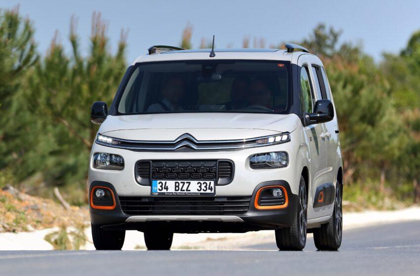 Citroën'den yılın en konforlu fırsatları